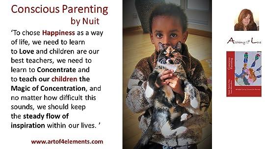Conscious Parenting Book Quote about self development for parents