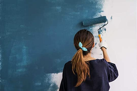How to Add Texture to Your Walls with Textured Paint   MYMOVE