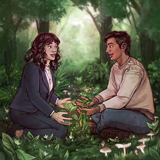 Hester and Theo by Laya Rose Art