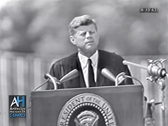 JFK -- Accept Our Diverse World as It Is