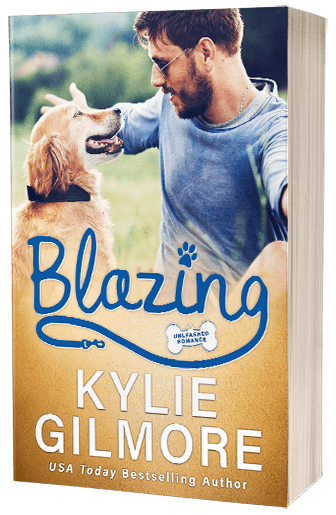Blazing by Kylie Gilmore