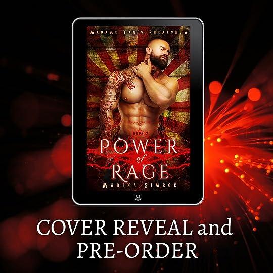 power of rage pre-order
