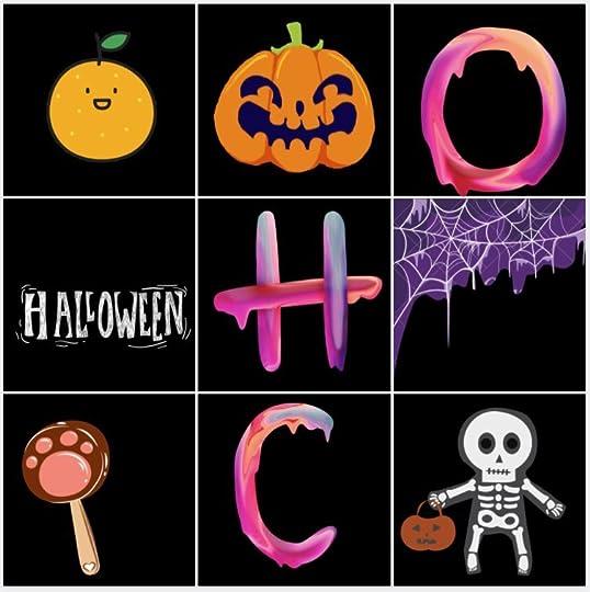October-Bingo