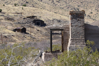 Ruins Lake Valley Historical Site Feb 2017 ff prompt Cright KS Brooks