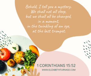 1 Corinthians 15:52
