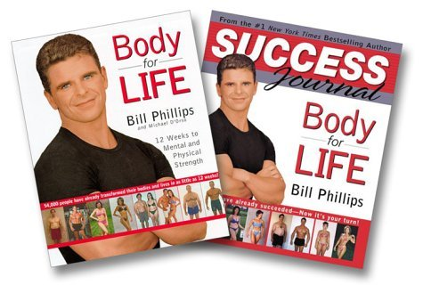 Bill Phillips Body For Life Two-Book Set Bill Phillips
