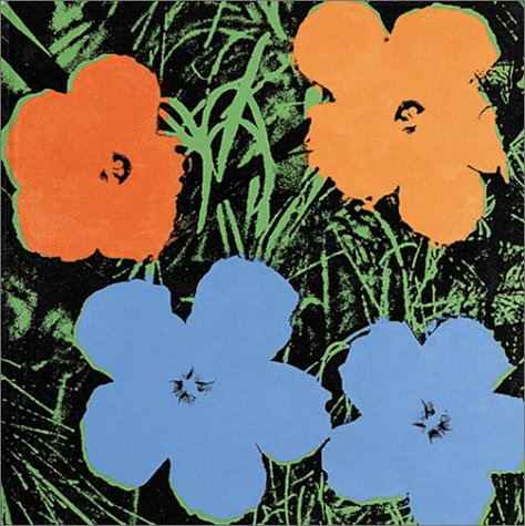 Jeff Koons/Andy Warhol: Flowers  by  Gagosian Gallery