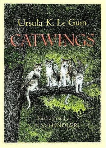 Catwings (Catwings, #1) Ursula K. Le Guin