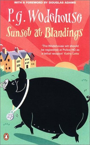 Sunset at Blandings (Blandings Castle, #12)  by  P.G. Wodehouse