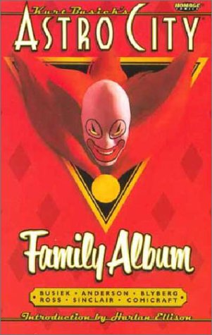Astro City Family Album  by  Kurt Busiek