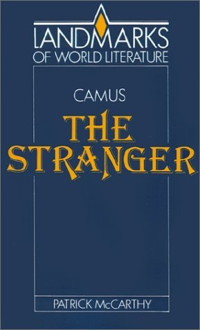 The Stranger  by  Patrick McCarthy