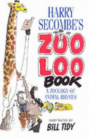 Harry Secombes Zoo Loo Book Harry Secombe