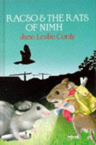 Racso And The Rats Of Nimh Jane Leslie Conly