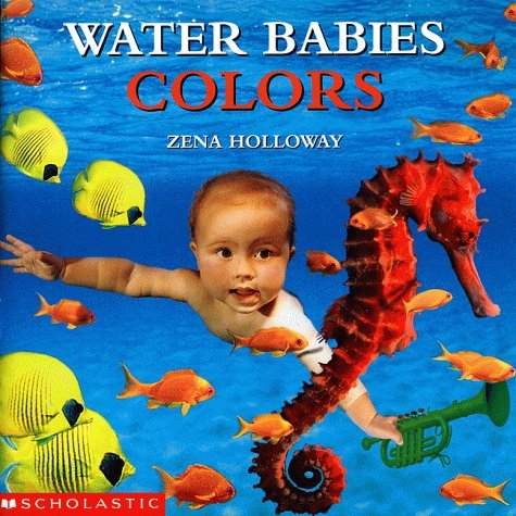 Water Babies #01: Colors David Bennet Books