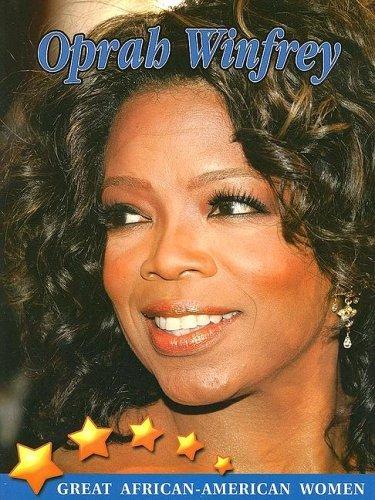 Oprah Winfrey  by  Heather C. Hudak