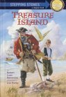 Treasure Island (A Stepping Stone Book(TM))  by  Lisa Norby