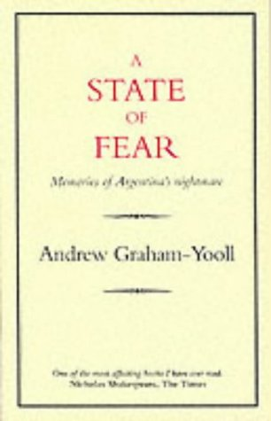 Memoria del Miedo Andrew Graham-Yooll