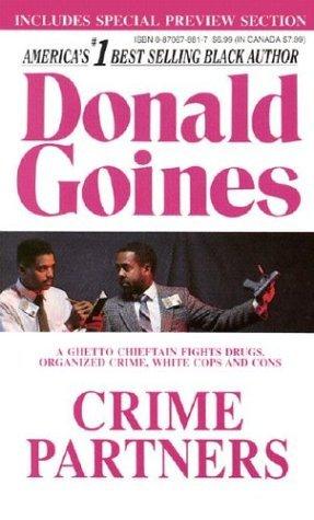 Crime Partners Donald Goines