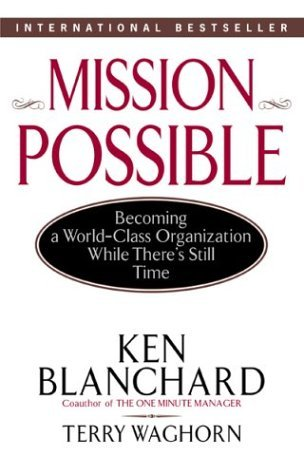 Mission Possible  by  Kenneth H. Blanchard
