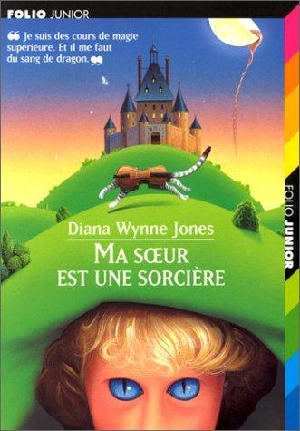Ma soeur est une sorcière (Chrestomanci, #1)  by  Diana Wynne Jones