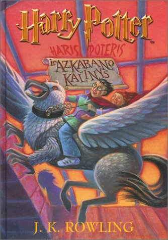 Haris Poteris ir Azkabano Kalinys (Harry Potter, #3)  by  J.K. Rowling