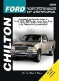 Chiltons Ford Pick Ups Expedition Navigator: 1997 02 Repair Manual  by  Haynes Haynes