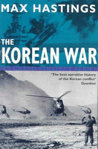 The Korean War  by  Max Hastings