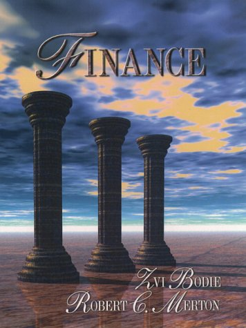 Finance [With CD-ROM]  by  Zvi Bodie