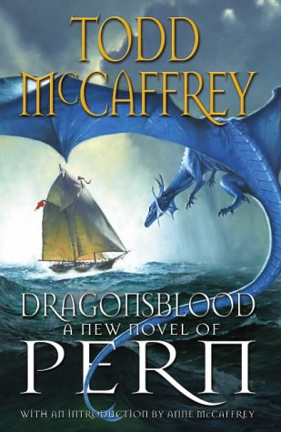 Dragonsblood (Pern, #18)  by  Todd J. McCaffrey