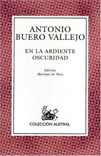 En la ardiente oscuridad  by  Antonio Buero Vallejo