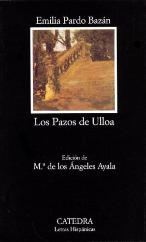 Misterio  by  Emilia Pardo Bazán