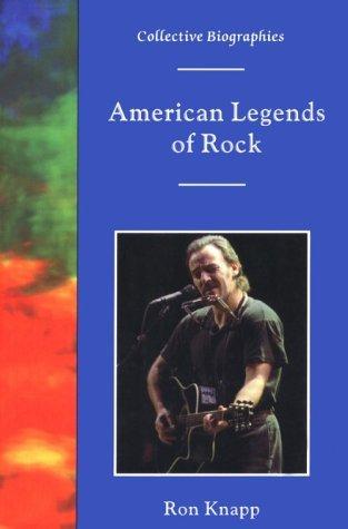 American Legends of Rock Ron Knapp