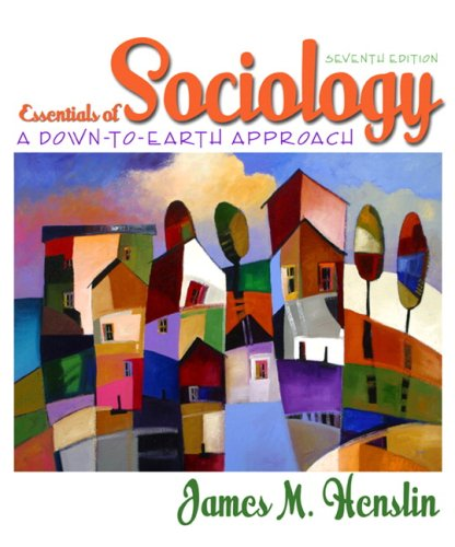 Mastering Sociology Books a la Carte Plus Mysoclab -- Access Card Package James M. Henslin