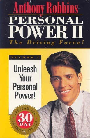Personal Power II Anthony Robbins