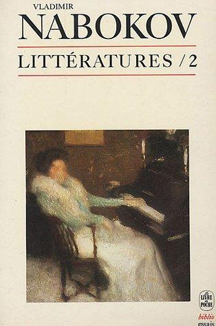 Littérature, tome 2 : Gogol, Tourguéniev, Dostoïevski, Tolstoï, Tchekhov, Gorki  by  Vladimir Nabokov