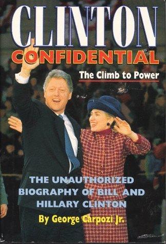 Clinton Confidential George Carpozi Jr.