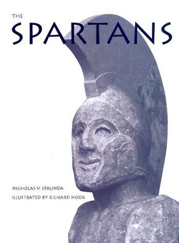 The Spartans  by  Nicholas Sekunda