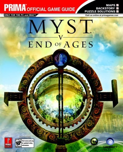 Myst V: End of Ages  by  Bryan Stratton