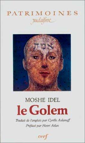 Le Golem  by  Moshe Idel