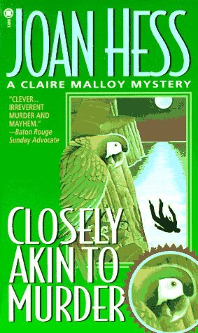 Closely Akin to Murder (Claire Malloy, #11) Joan Hess