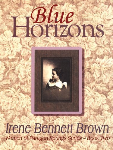 Blue Horizons Irene Bennett Brown