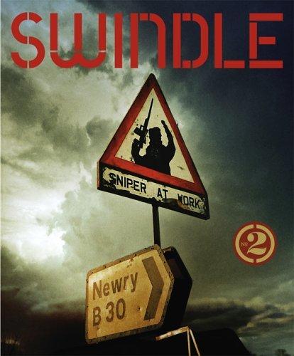 Swindle #1  by  Shepard Fairey