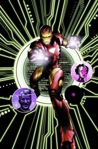 Iron Man: Inevitable Joe Casey