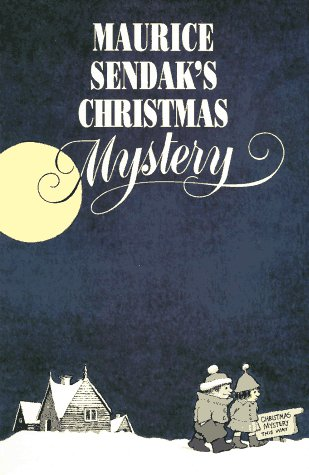 Maurice Sendaks Christmas Mystery/Full-Color Book of Clues and Jigsaw Puzzle Maurice Sendak
