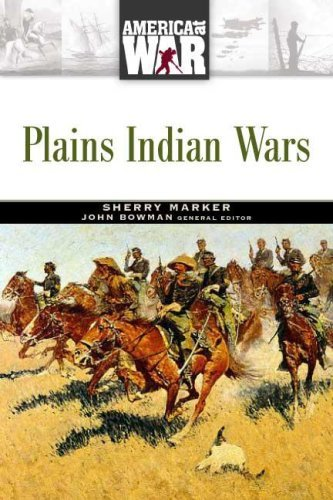 Plains Indian Wars Sherry Marker