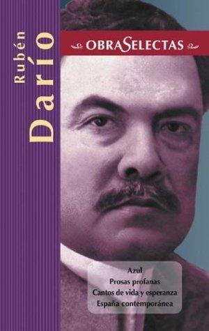 Ruben Dario  by  Rubén Darío