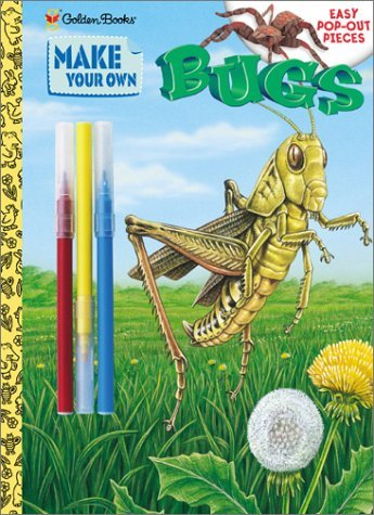 Make Your Own Bugs  by  Golden Books