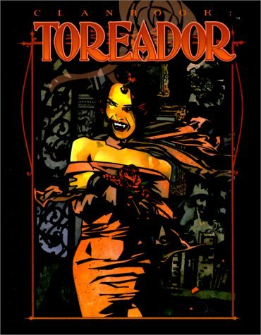 Clanbook: Toreador Revised  by  Heather Grove
