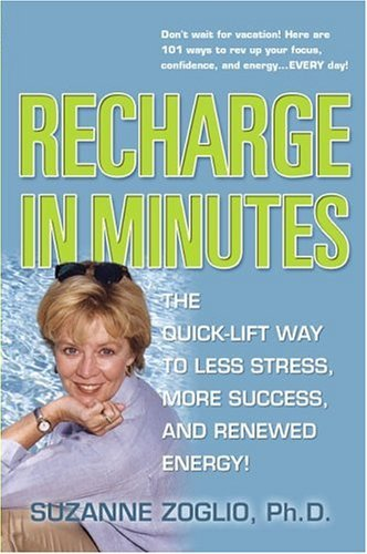 Recharge in Minutes Suzanne Willis Zoglio