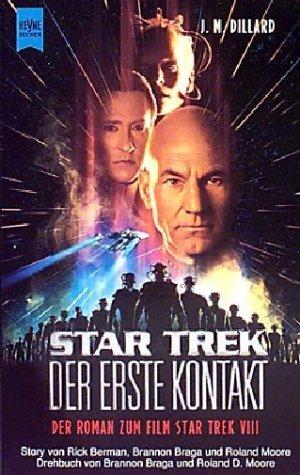 Star Trek: Der Erste Kontakt J. M. Dillard